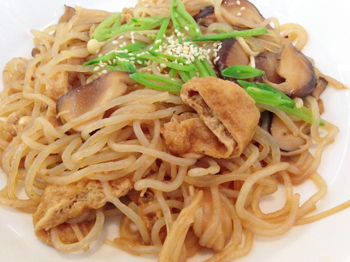 こんにゃくを使った人気レシピ【調理法:麺】おすすめ10選