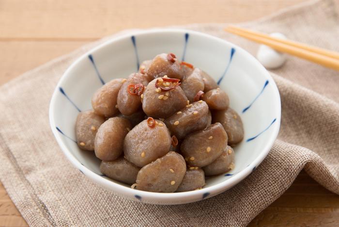 こんにゃくを使った人気レシピ【調理法:煮る編】おすすめ10選