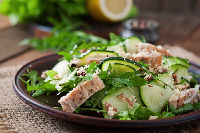 ズッキーニを使った人気レシピ【料理の種類:サラダ】おすすめ10選
