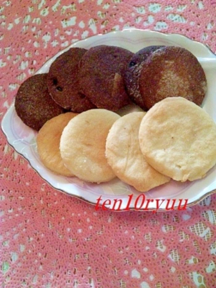 簡単 クッキー レシピ