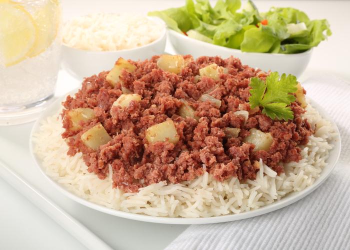 コンビーフを使った人気レシピ【料理の種類:ご飯】おすすめ10選
