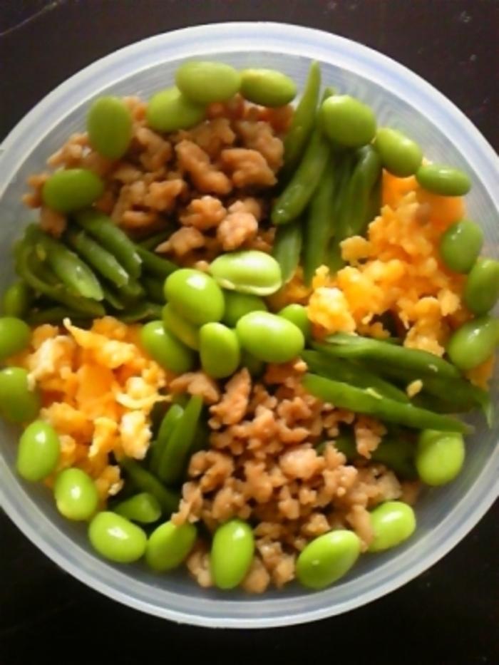 枝豆 レシピ むき