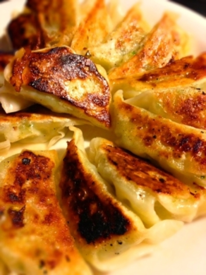 野菜 餃子 レシピ
