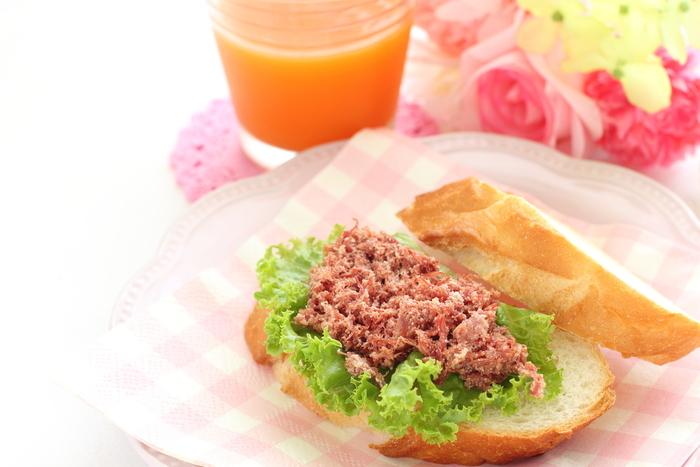 コンビーフを使った人気レシピ【料理の種類:おやつ】おすすめ10選