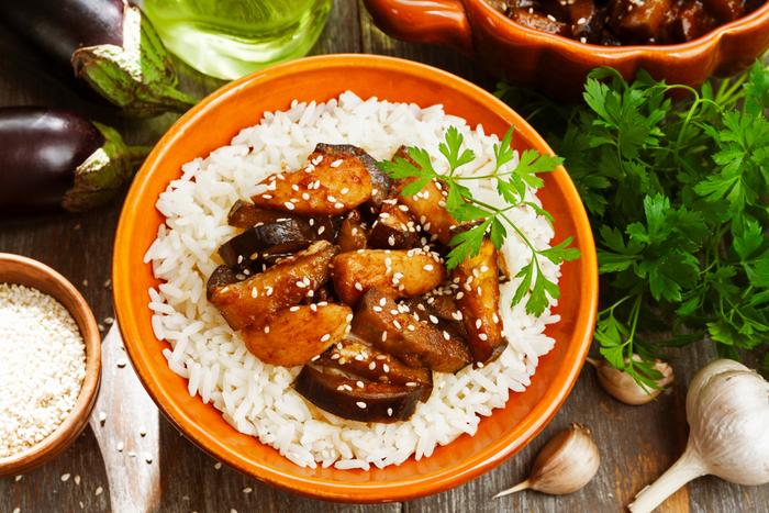 米なすを使った人気レシピ【料理の種類:ご飯編】おすすめ7選