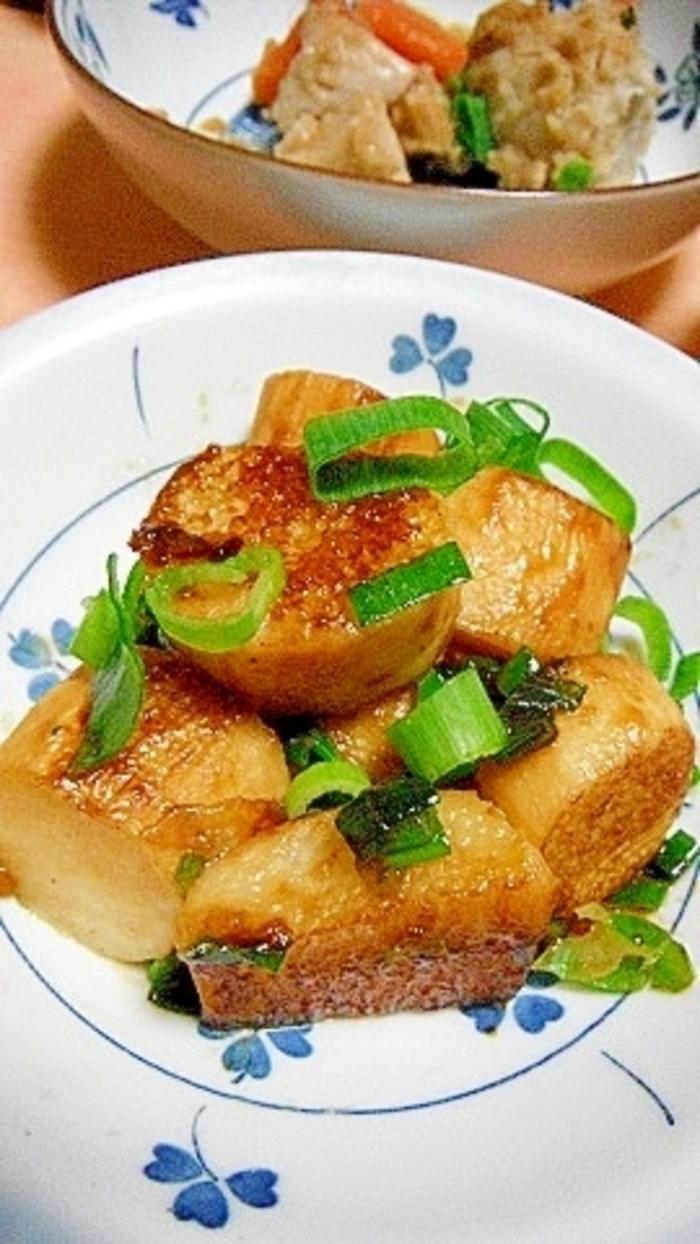 自然薯 栄養