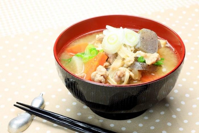 【豚汁】人気レシピ&作り方のみ20厳選まとめ:アレンジレシピも!