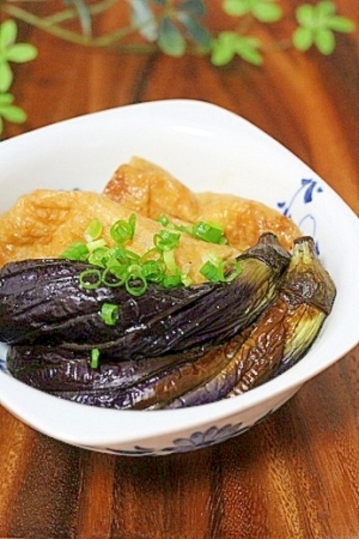 なす(茄子)を使った人気レシピ【調理法:炊く編】おすすめ10選 ...