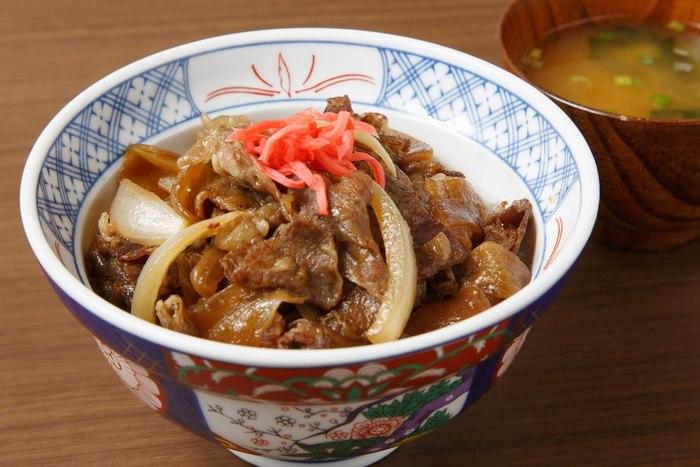 人気の牛丼レシピ・作り方まとめ:定番から吉野家再現アレンジまで!