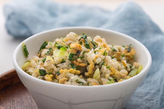 昼ごはんにオススメの高菜を使った人気レシピ10選