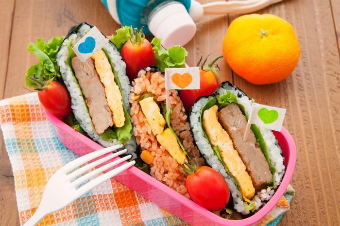 人気のピックまとめ:ピックで子供もよろこぶかわいいお弁当を!
