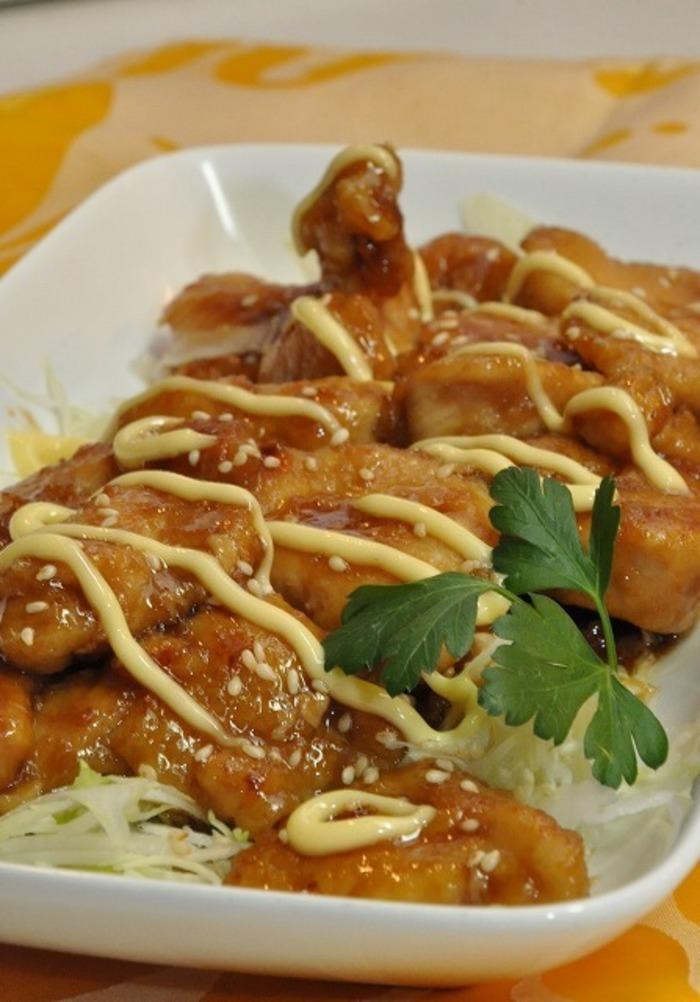 鶏 胸 肉 レシピ 人気 1 位