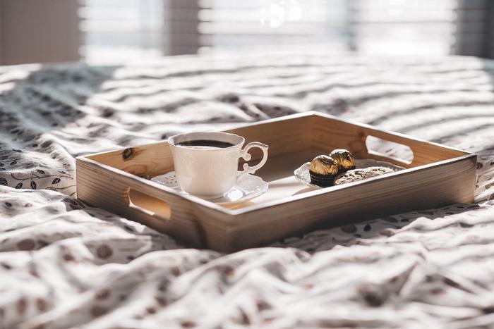 おしゃれなお盆・トレー22選:普段の食卓をおしゃれに演出