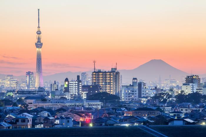 東京】大都会で満喫する女子旅に...