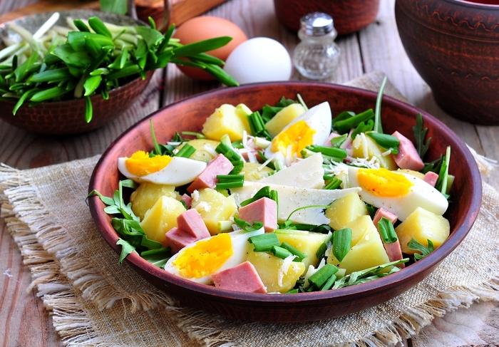 卵を使った人気レシピ【調理法:茹でる編】おすすめ10選