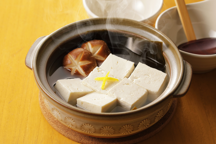 ヘルシー♪湯豆腐のおすすめダイエットレシピ・作り方20選