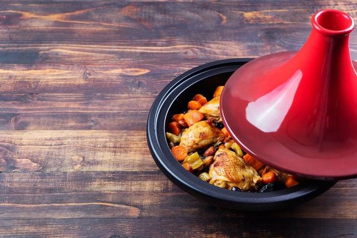 おすすめタジン鍋でおしゃれ&ヘルシーな食卓を!